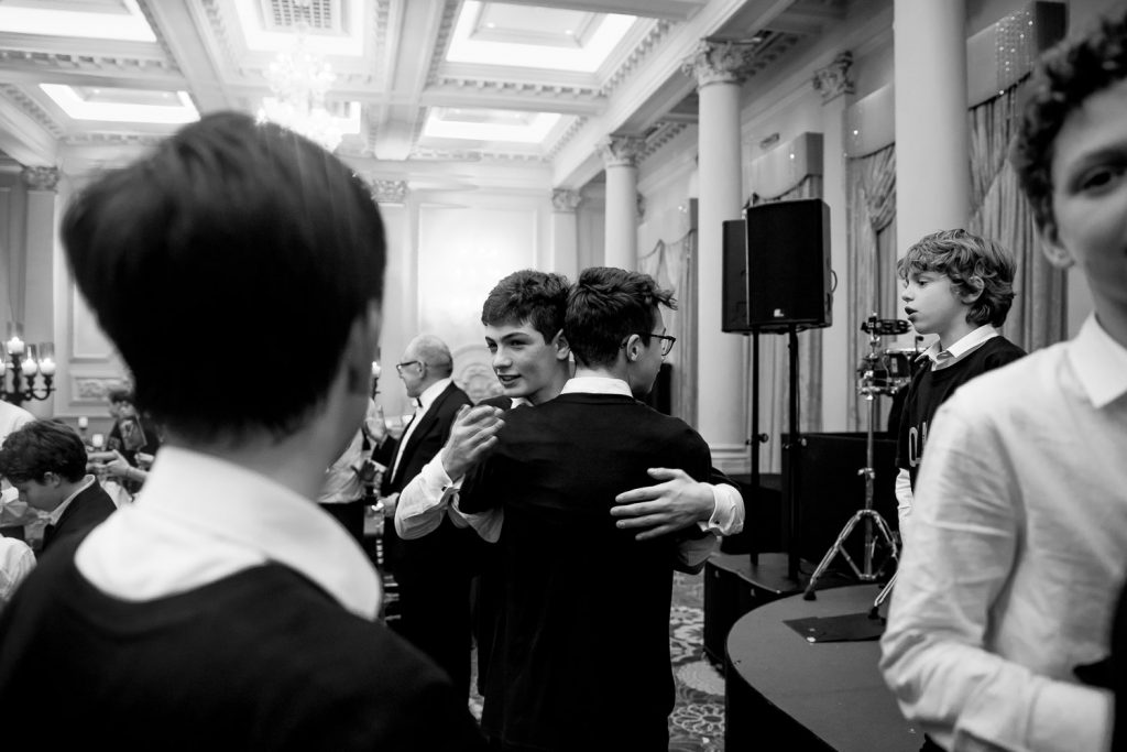 Langham Hotel Bar Mitzvah Photography London Uptown Events - Oli