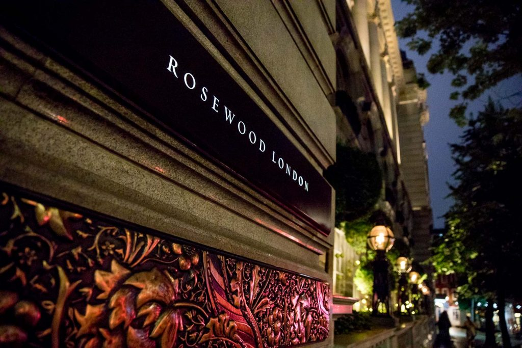Rosewood Hotel Bar Mitzvah Photographer London Whitepaper Events