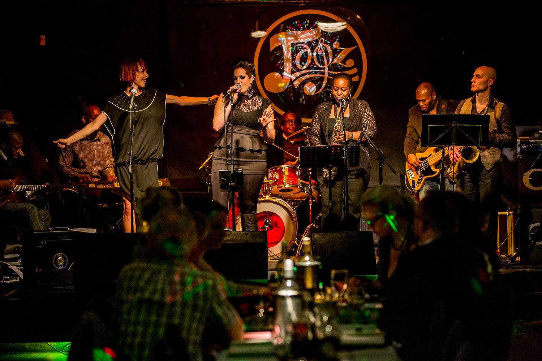 Jagz Bar Jazz and Funk - Revolution