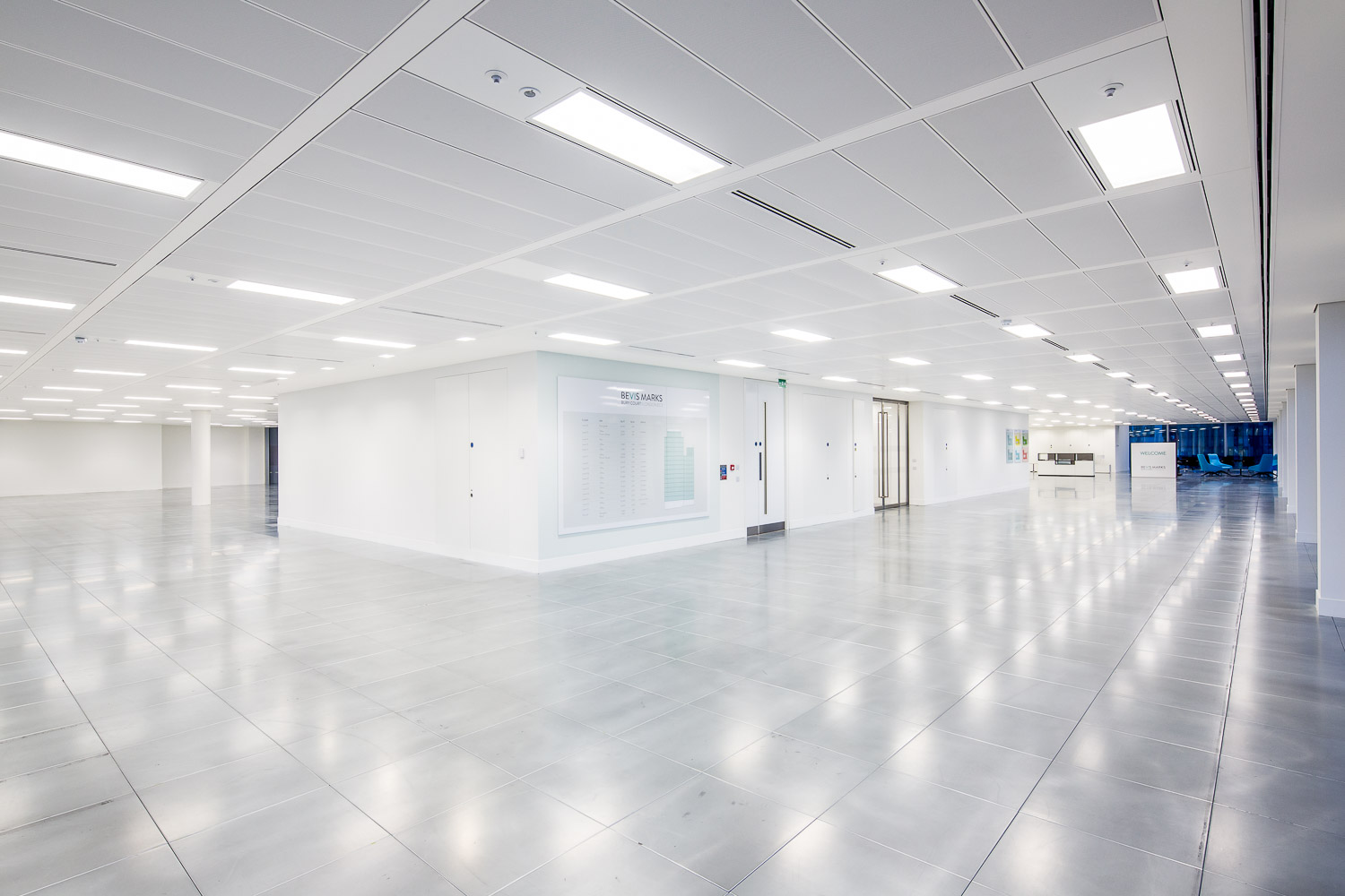 London Commercial Real Estate Photography - Bury Court