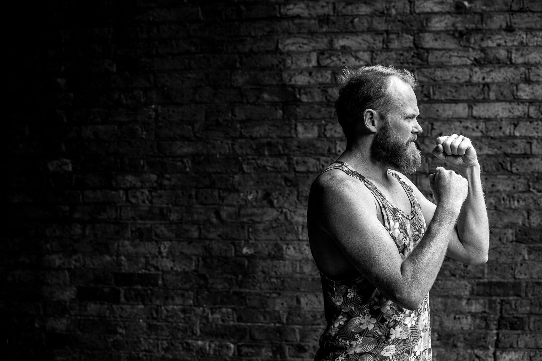 Commercial London Headshot Photography - Danny Bent