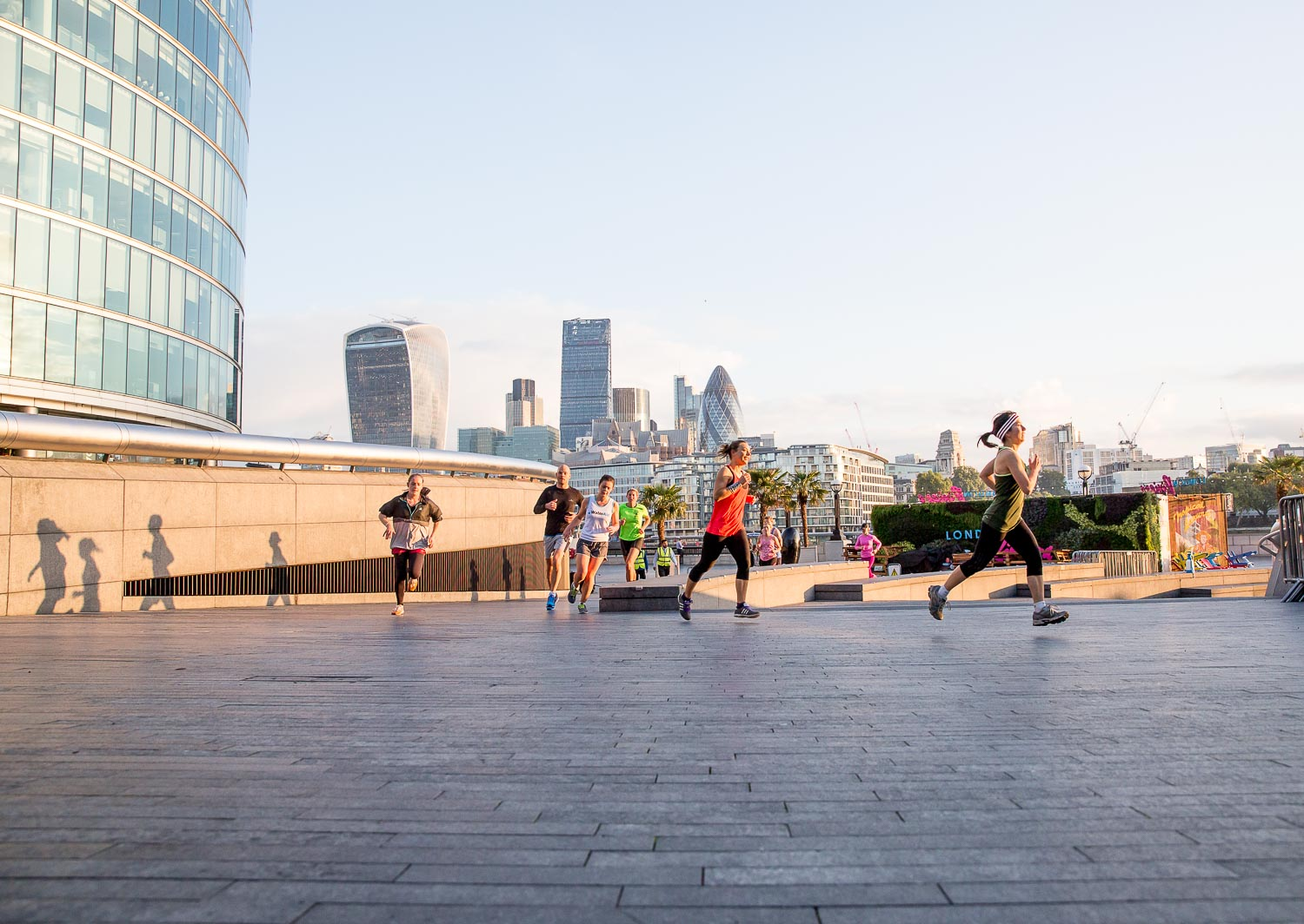 Project Awesome Anniversary - London Commercial Fitness Photography