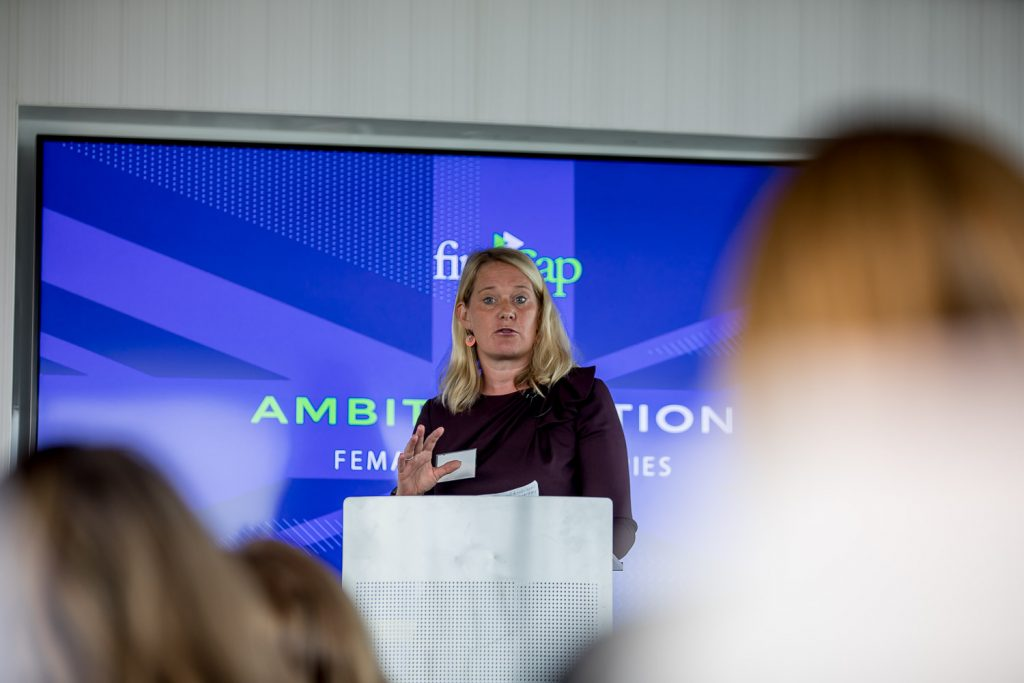 London FinTech Corporate Event Photographer - finnCap Ambition Nation Mind the Gap