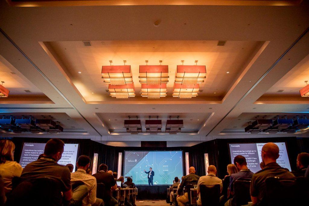 International Corporate Event Photographer - Empower MSP