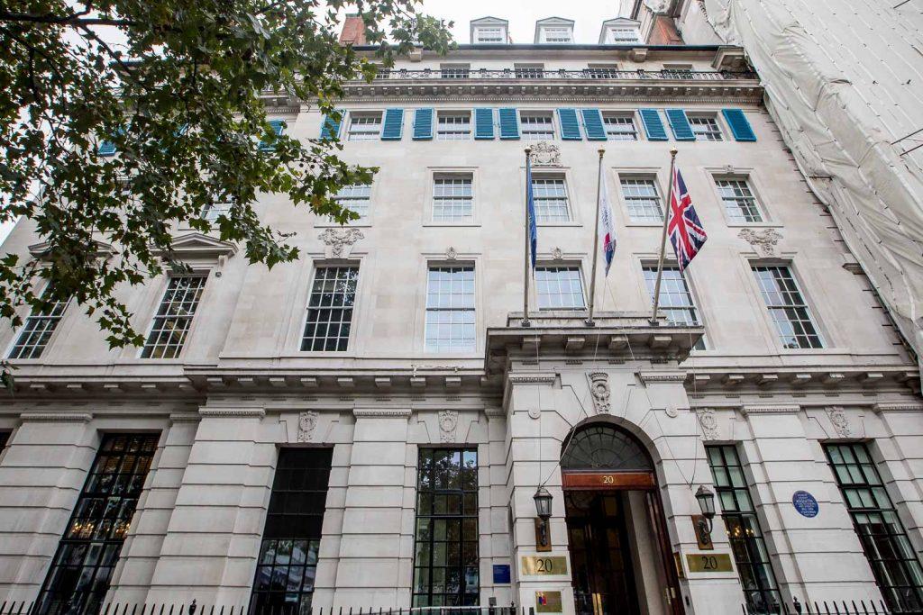 Royal College of Nursing Event Photographer London - Nutrition Society ACM