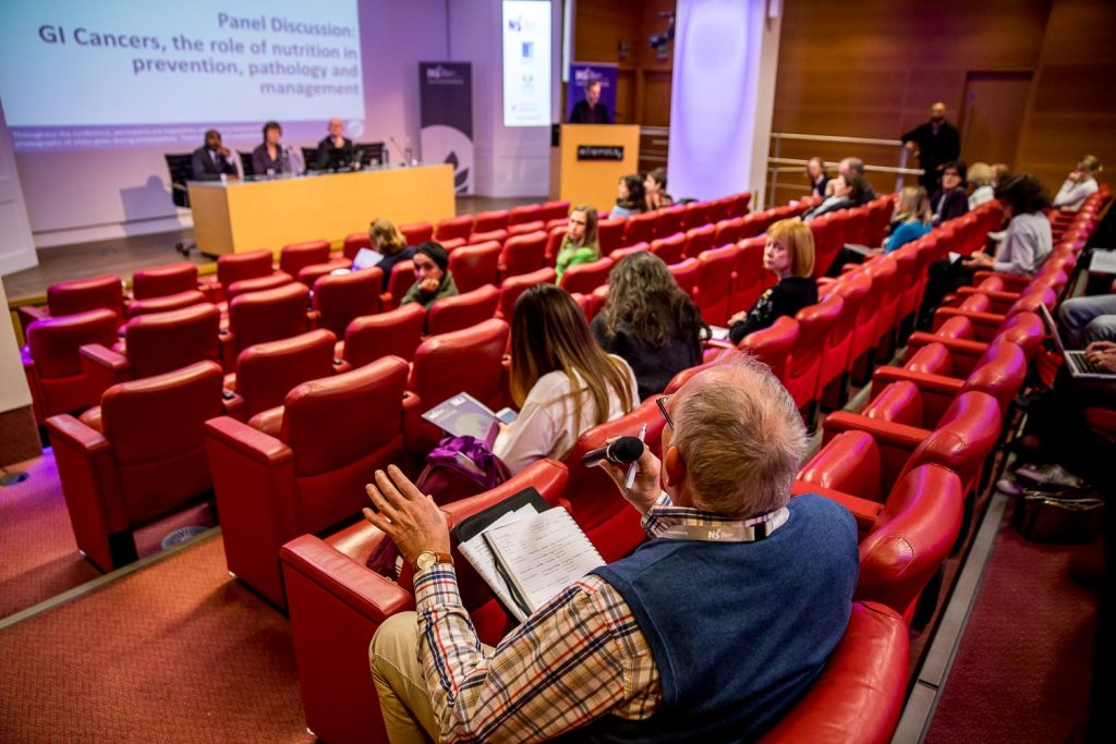 Royal Society of Medicine Event Photographer - Nutrition Society Winter Conference