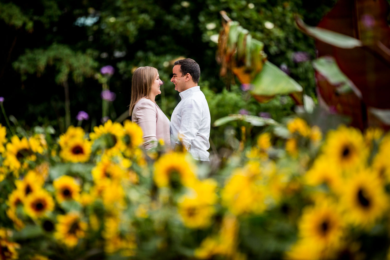Westminster Engagement Photography