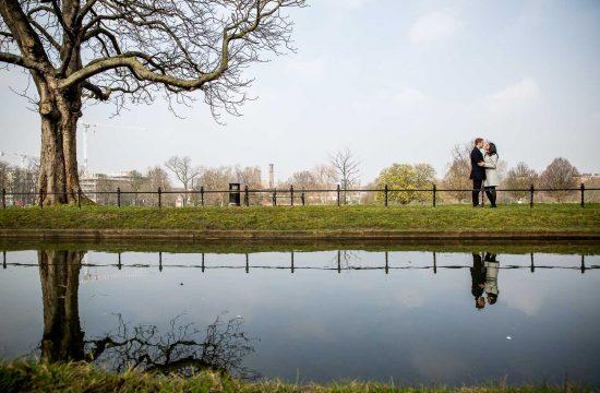 Stoke Newington Hackney Engagement Photographer