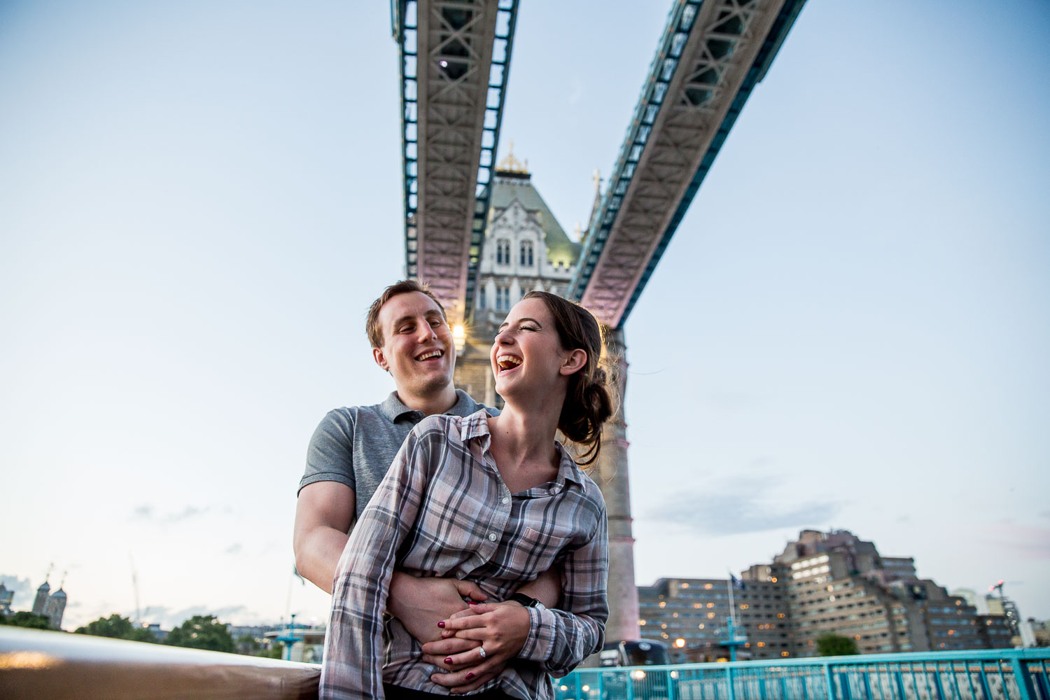 City of London Engagement Photographer