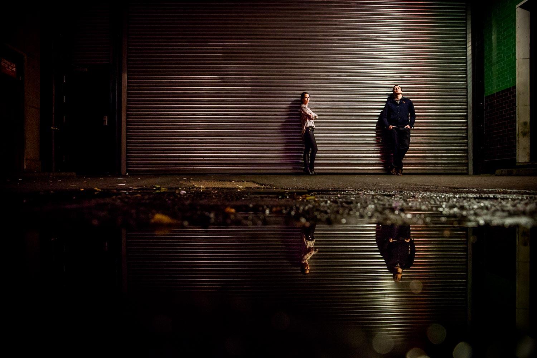 City of London Engagement Photographer