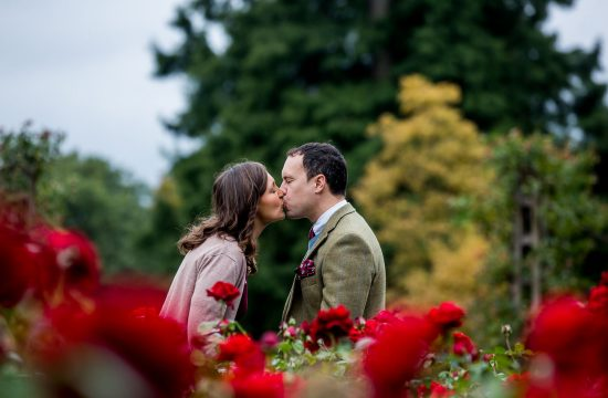 Regents Park London Engagement Photographer
