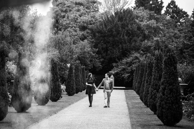 Regents Park London Engagement Photographer