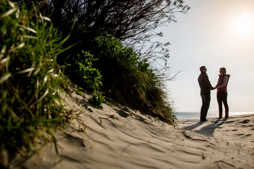 West Wittering Engagement Photography West Sussex