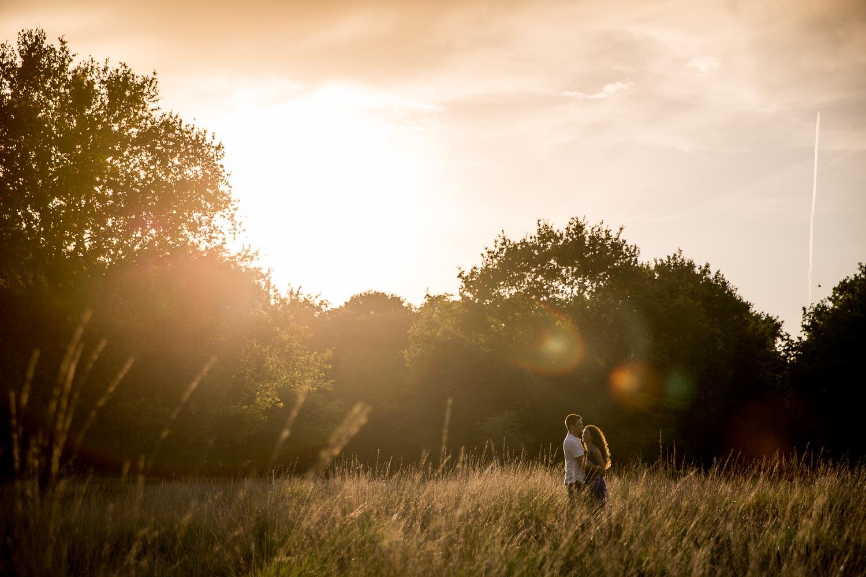 Richmond Park Engagement Photographer