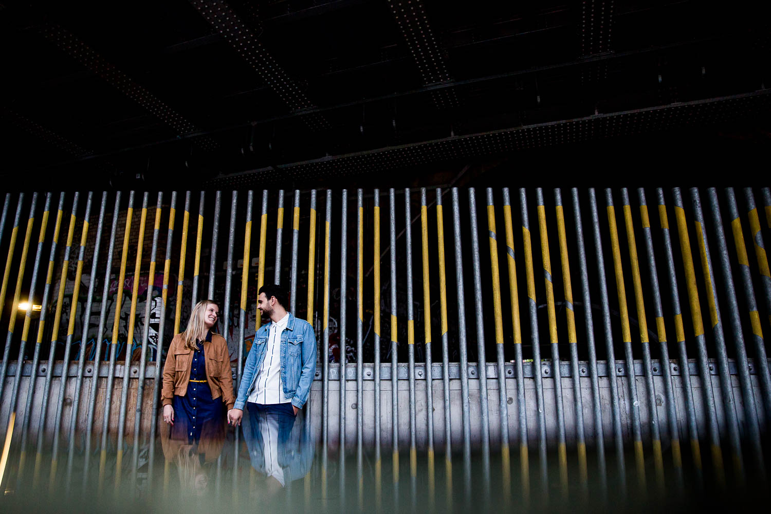 Amazing Urban Engagement Photography London