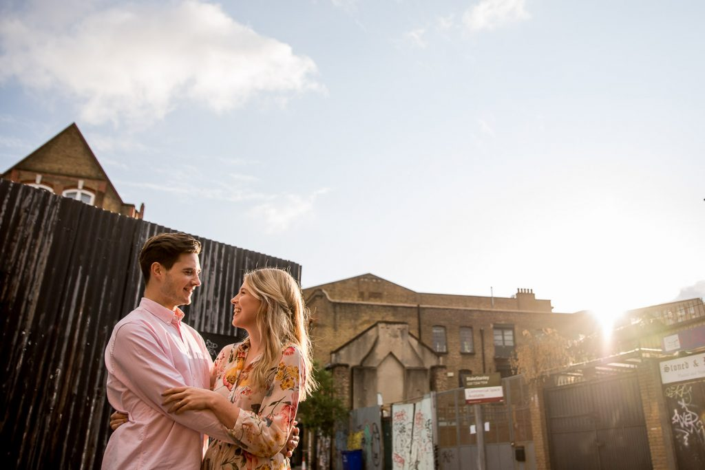 Natural Engagement Photography Bethnal Green
