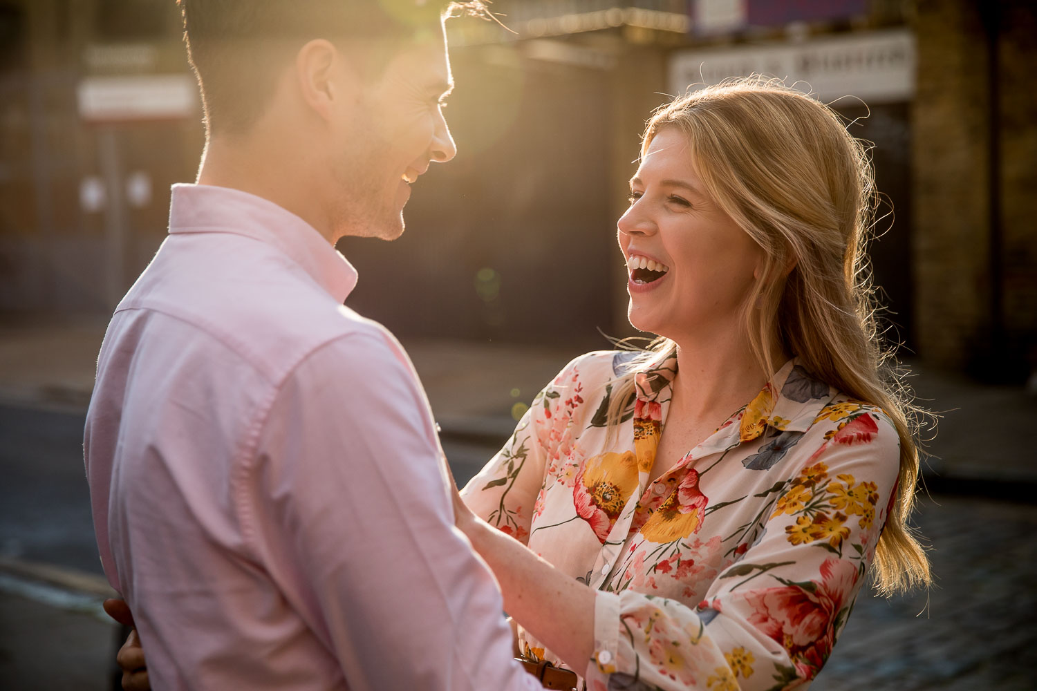 Bethnal Green Engagement Photographer London
