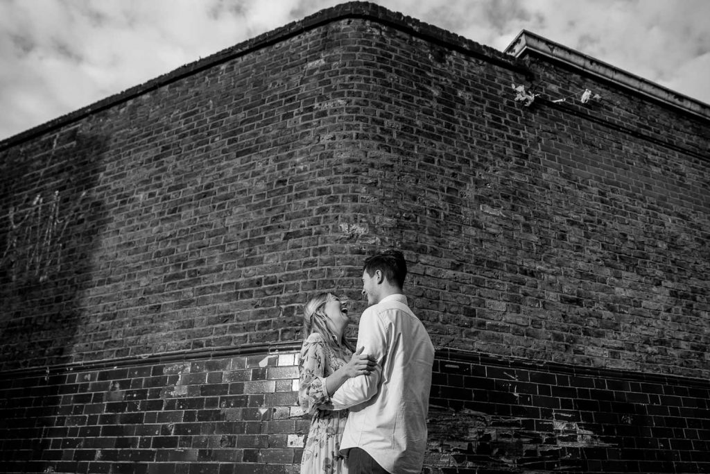 Bethnal Green Engagement Photography London
