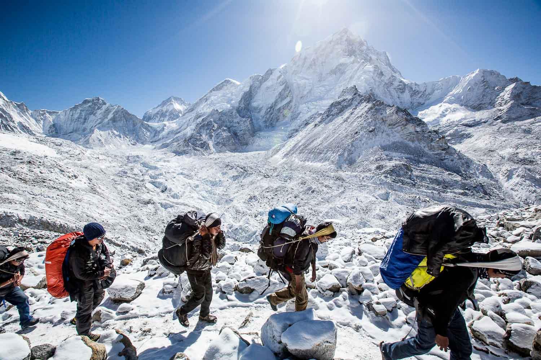 Sherpa relay