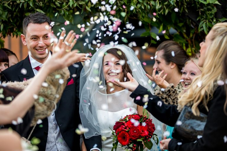 Barns Hotel Bedfordshire Wedding Photography