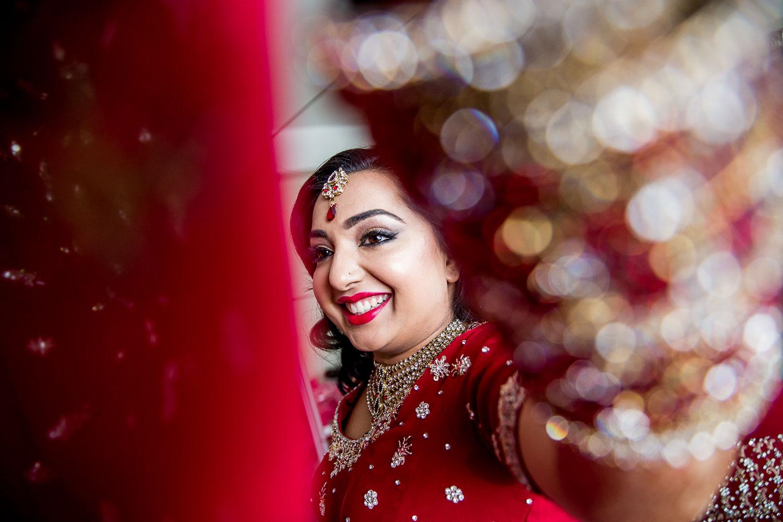 Asian Wedding Photography Hertford County Hall