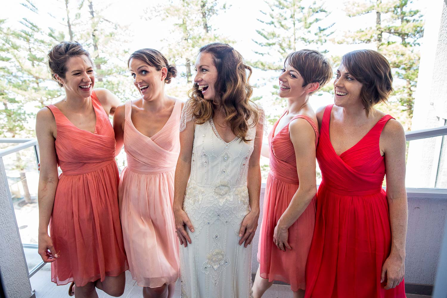 Amazing Shelly Beach Manly Sydney Wedding Photography Destinatio