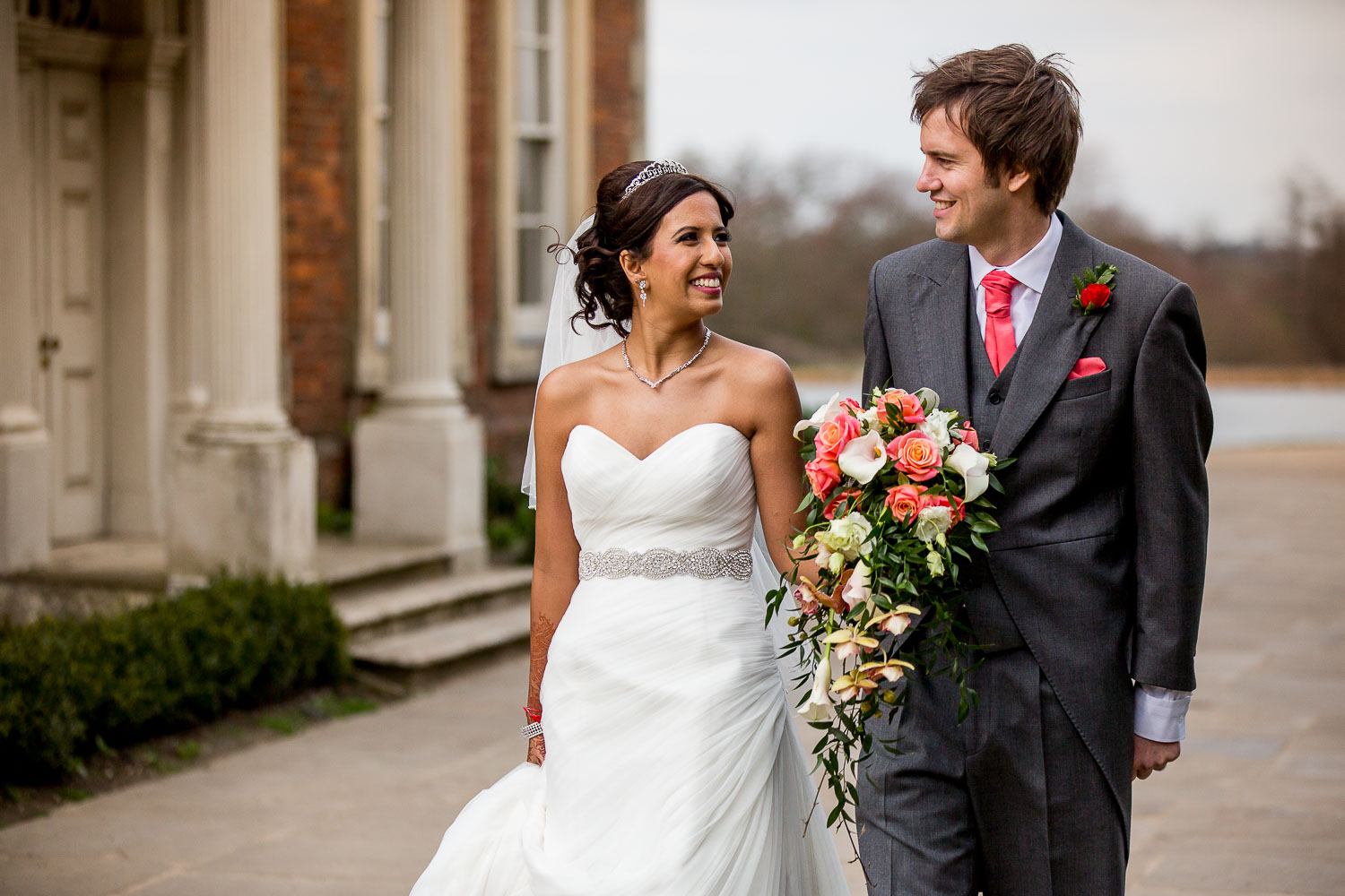 Forty Hall Indian Wedding Photography London