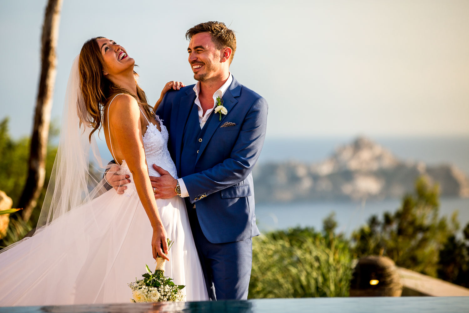 Villa Uma Ibiza Wedding Photography by Ibiza Destination Wedding Photographer