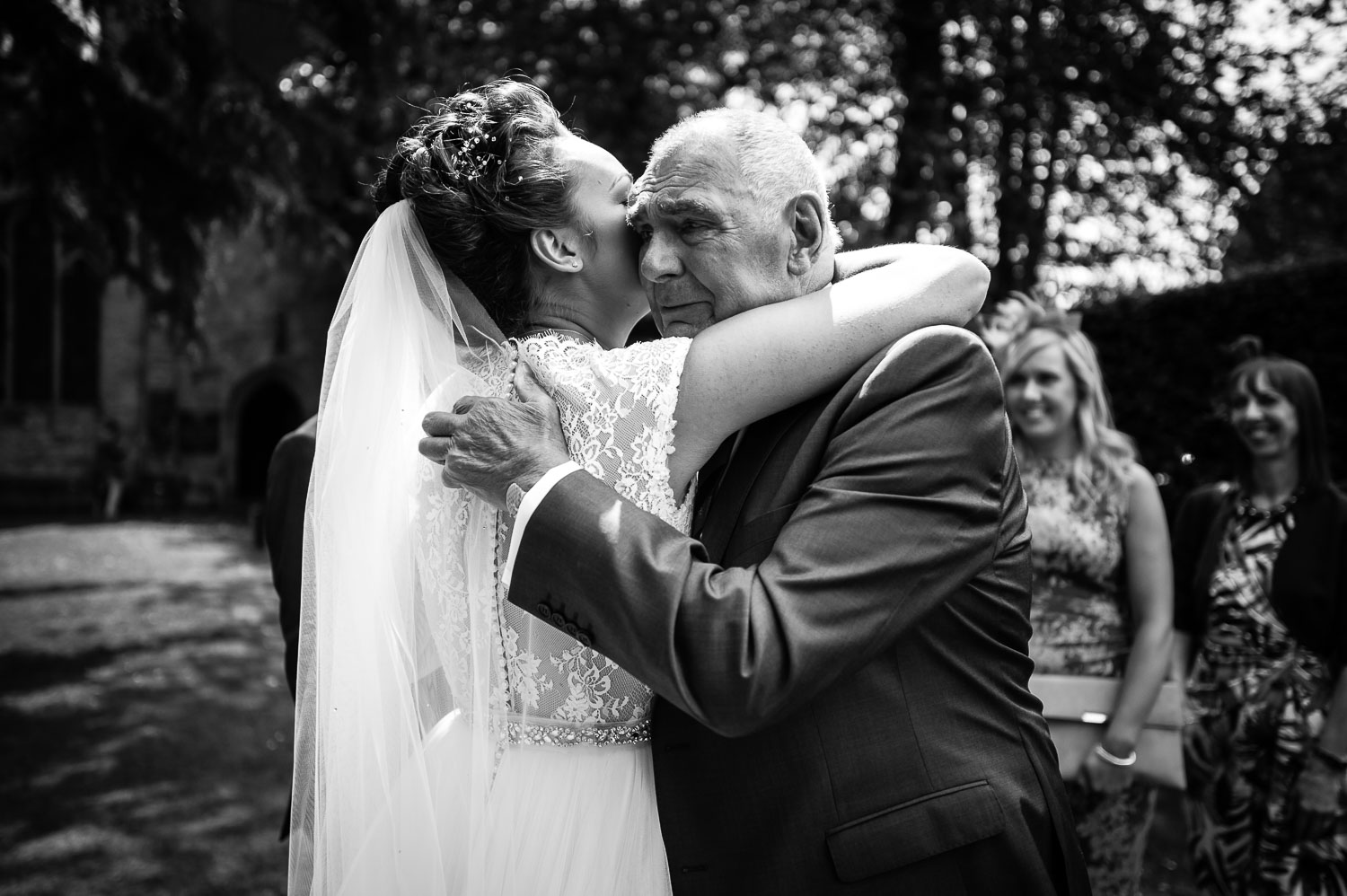 Wroxall Abbey Warwickshire Wedding Photography - Lucci and James