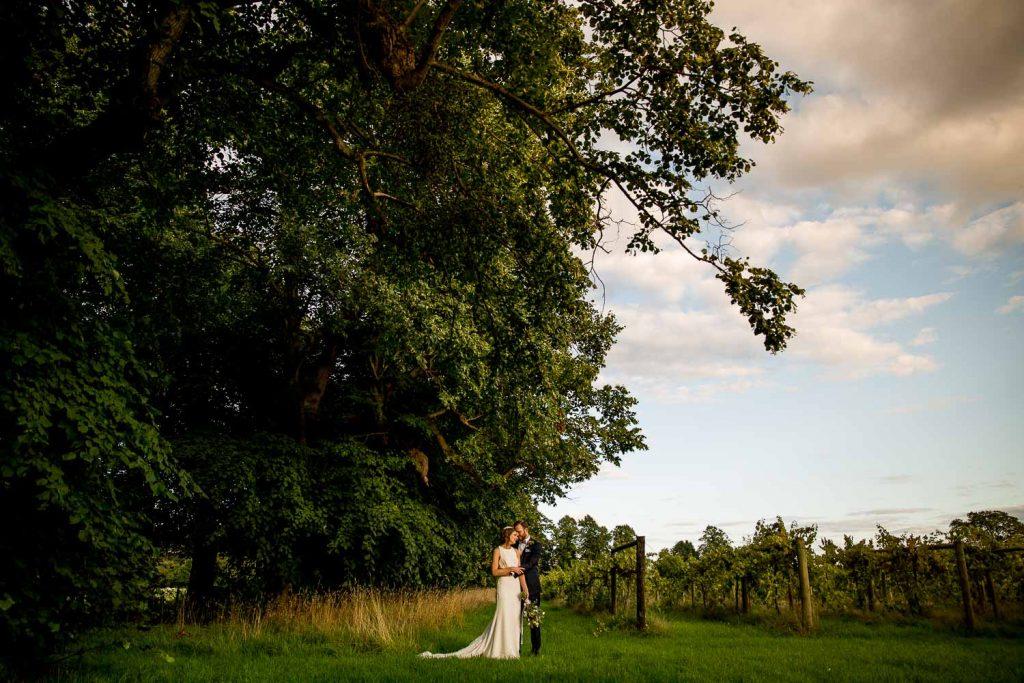 Stanlake Park Vineyard Wedding Photography Berkshire