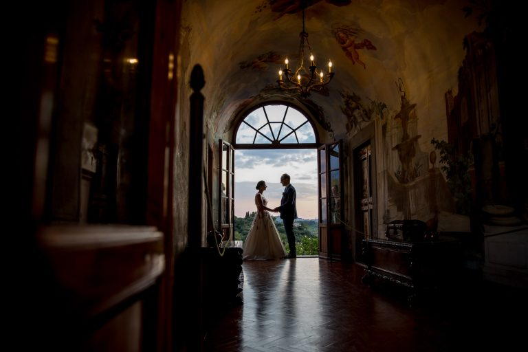 Villa Medicea di Lilliano Destination Wedding Photography Florence