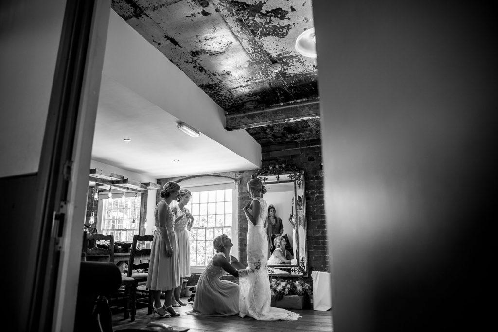 West Mill Darley Abbey Wedding Photographer Derby
