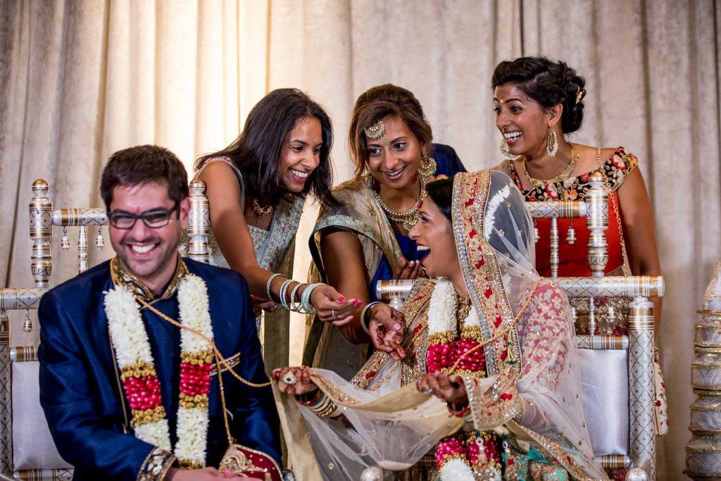 Indian Wedding Photography Salomons Estate Kent - Amira and Mark