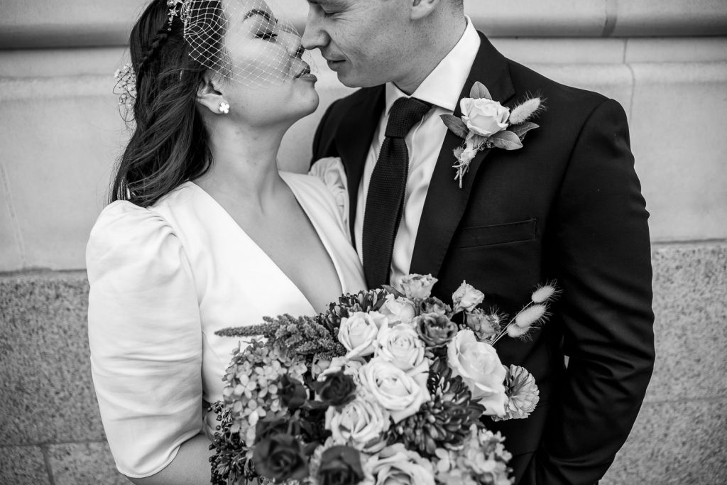 Chelsea Old Town Hall Wedding Photographer