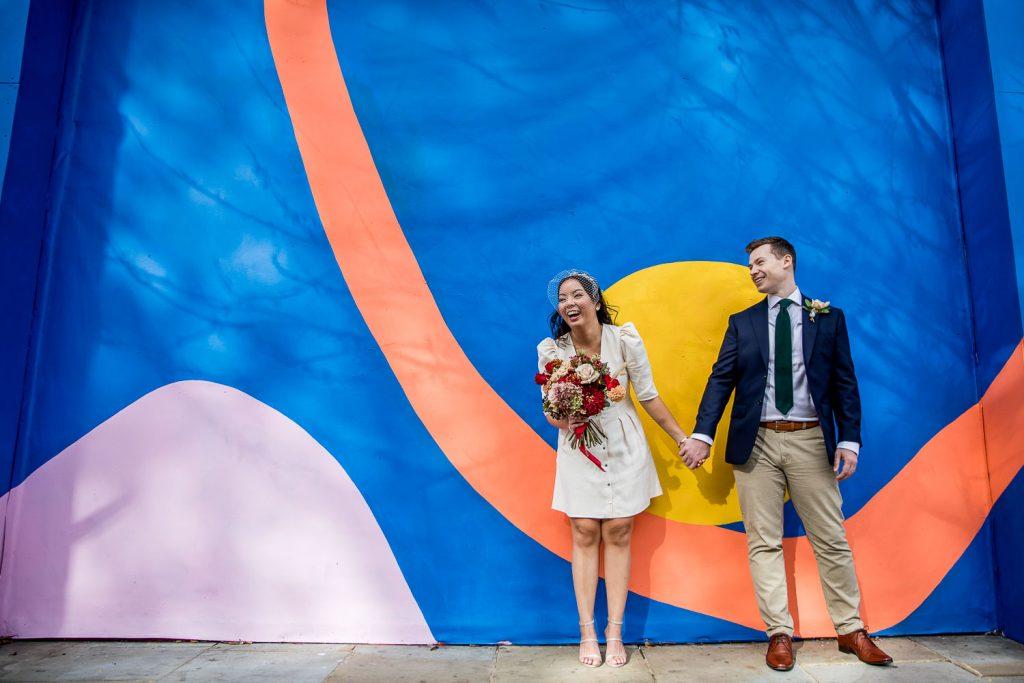 COVID Micro Wedding Photographer London
