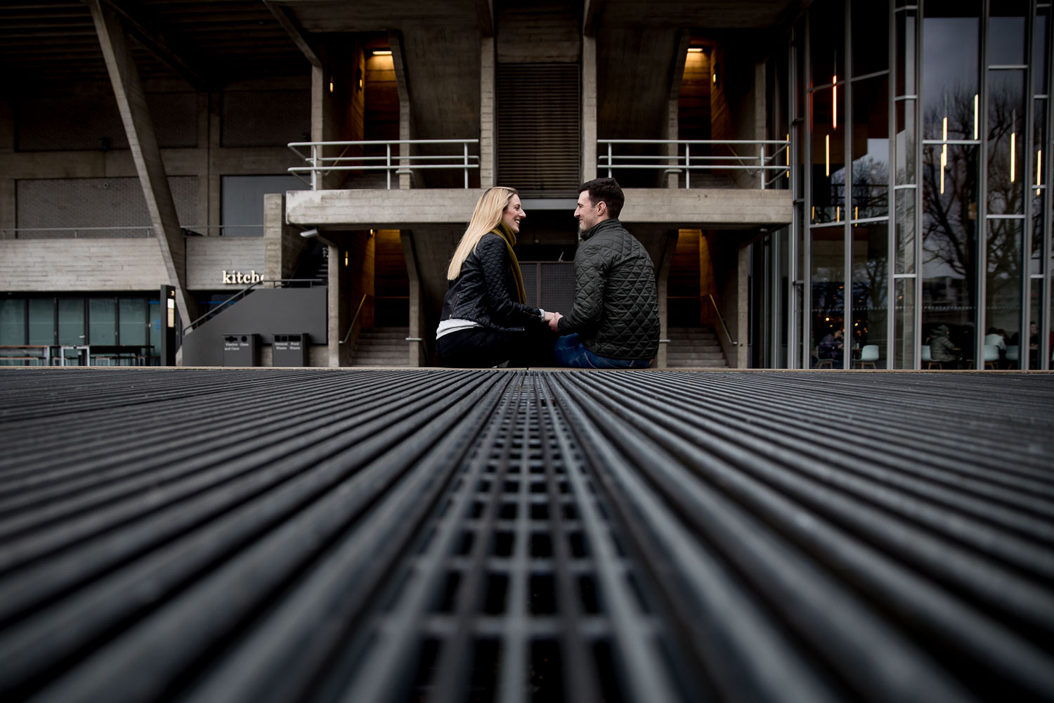 Engagement Photography Inspiration London Southbank