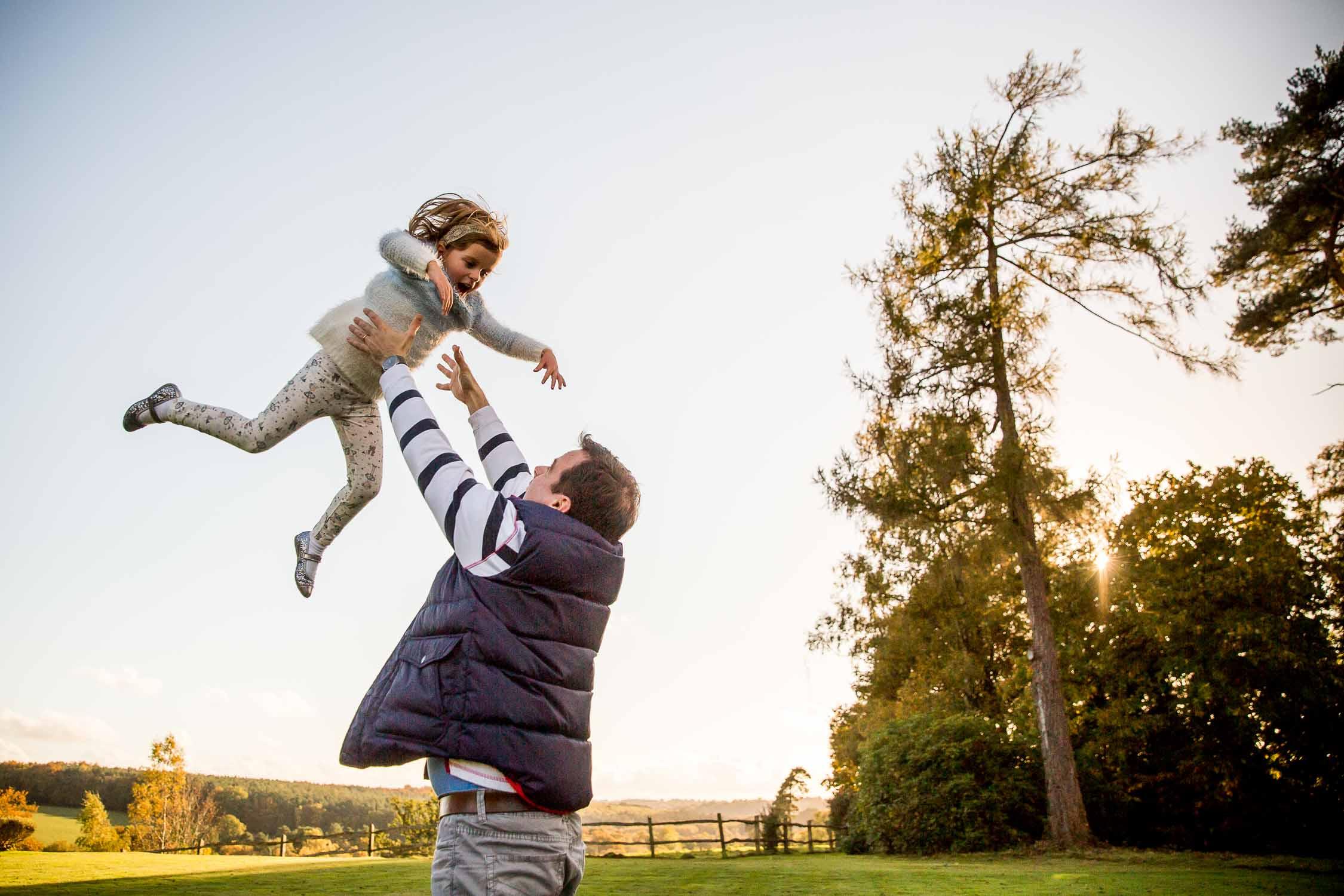 Natural Family Photographer London