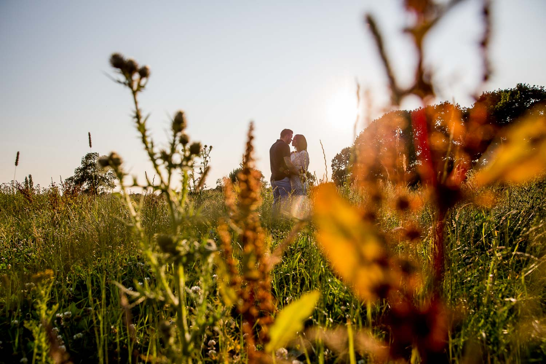 Staffordshire Engagement Photography